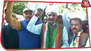 आज राजस्थान की गद्दी को लेकर छिड़ी लड़ाई के समापन का इंतज़ार, कांग्रेस दफ्तरों के बाहर कड़ी सुरक् - AAJTAKTV