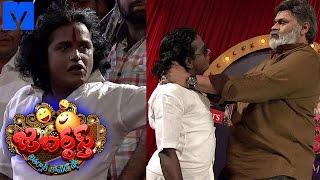 Jabardasth Promo - Naga Babu Beats Sudhakar - Hyper Aadi - Jabardasth Latest Promo - 25th May 2017 - MALLEMALATV
