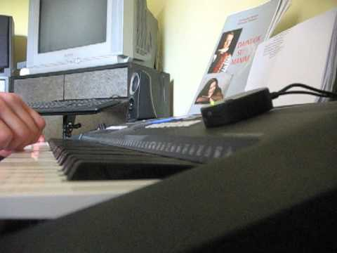YAMAHA PSR E423  Geguio iedai