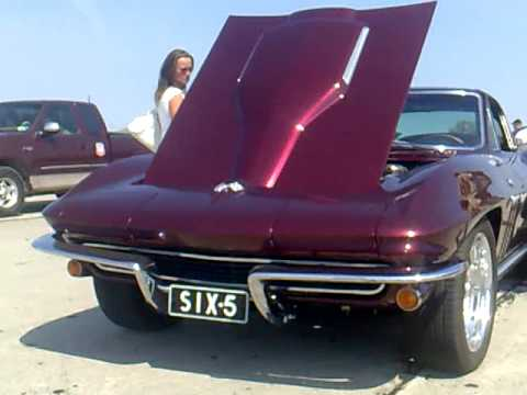 `65 Chevrolet Corvette C2 Sting Ray walkaround