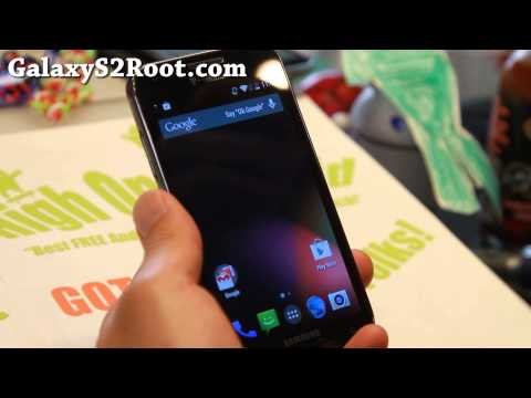 PA ROM with Android 4.4.3 for T-Mobile Galaxy S2!