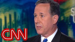 Santorum: Hyperbole to say missing migrant kids are lost - CNN