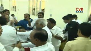 చిత్తూరు జిల్లా పరిషత్ సమావేశం రసాభాస : Clash Between MLA Sunil and Minister Amarnath Reddy | CVR - CVRNEWSOFFICIAL