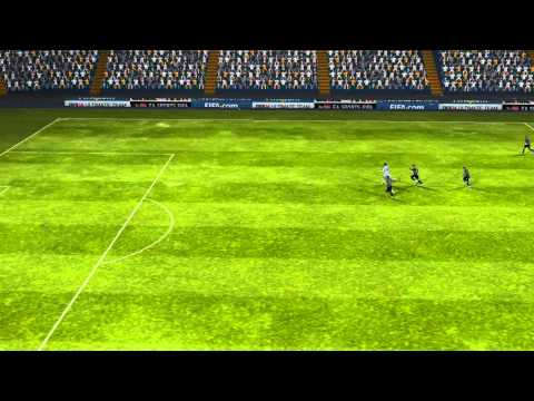 FIFA 14 Android - Real Madrid VS RCD Espanyol