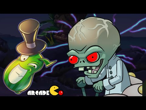 Plants Vs Zombies 2: Kung Fu World Legendary Zomboss Challenge