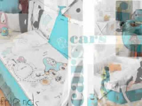 Amenajare camera bebelusi, lenjerii din Spania