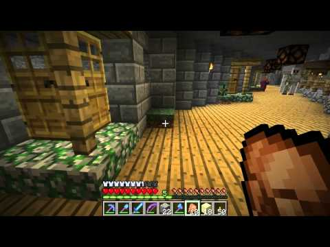 Minecraft Building with BdoubleO Episode 25 The Lovely Pack