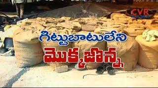 మొక్కజొన్న రైతు గుండె బరువు - ప్రభుత్వ ఆదరణ కరువు | Raithe Raju | Warangal | CVR NEWS - CVRNEWSOFFICIAL