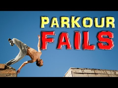 Video: Parkour - Not as easy as it looks