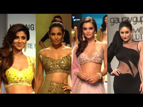 HOT & SEXY Grand Finale Of Lakme Fashion Week 2015
