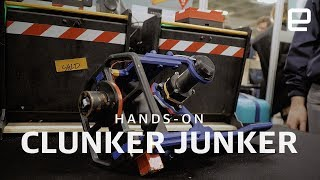Clunker Junker hands-on at GDC 2018 - ENGADGET