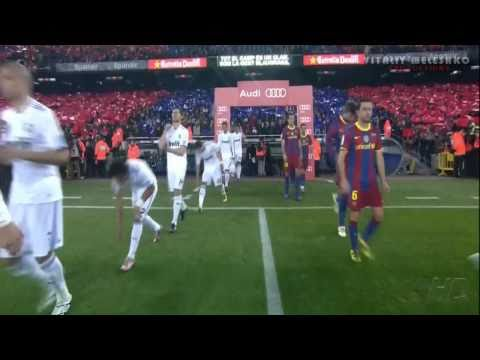 FC Barcelona vs Real Madrid HD review by Vitaliy Meleshko