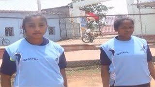 Teens from naxal-hit Bijapur to play for India at Asian softball championship - TIMESOFINDIACHANNEL