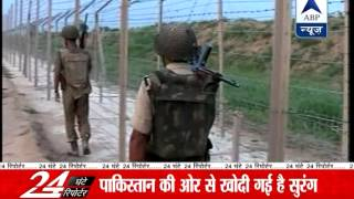 Apprehension about cross-border tunnel after cave-in near LoC - ABPNEWSTV