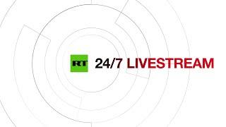 RT News: On-air livestream