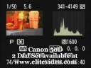 Canon 50D Image Playback