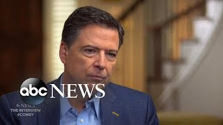 James Comey Part 2: The Hillary Clinton email investigation - ABCNEWS