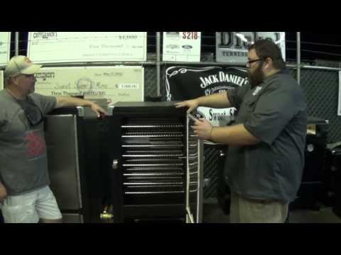 Backwoods Competitor Smoker | How A Backwoods Competitor Smoker Works