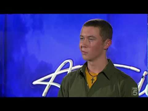 Scotty McCreery Audition - American Idol Season 10