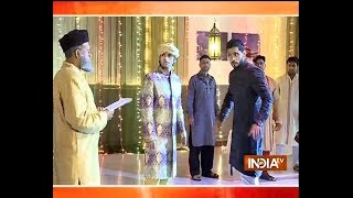 Kabir and Zara fights over Nikah Halala in Ishq Subhan Allah - INDIATV