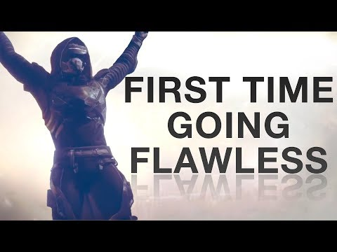 Destiny 2 - First Time Going Flawless!!!