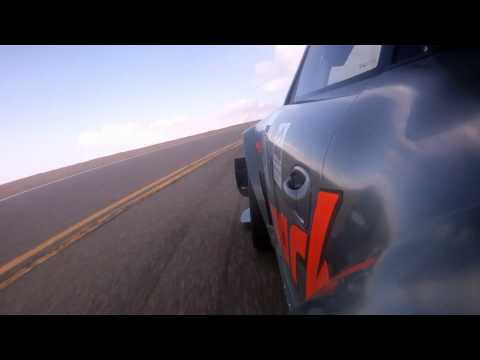 Romain Dumas Pikes Peak 2012 : Challenging The Clouds