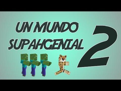 ★ EN BUSQUEDA DEL PORTAL AL END Y BURLAMOS A LA MUERTE - Mundo Supahgenial 18 - Minecraft Survival