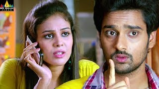 Lovers Movie Chandini and Sumanth Scene | Telugu Latest Movie Scenes | Sri Balaji Video - SRIBALAJIMOVIES