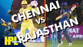 IPL 2018: Match Preview of Chennai and Rajasthan - ZEENEWS