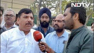 केजरीवाल की रैली को पुलिस ने नहीं दी मंजूरी - NDTVINDIA