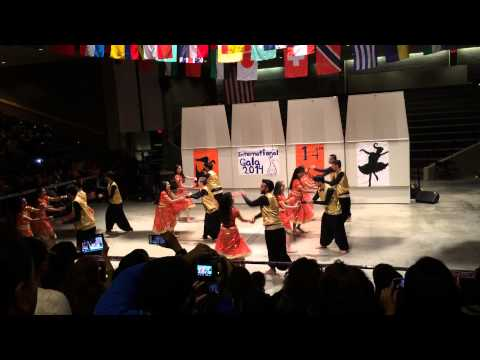 YHS International Gala 2014 (Indian Dance)