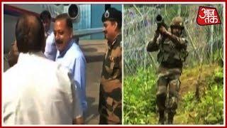 अब भारत में घुसपैठ पाकिस्तान को पड़ेगी महंगी! LoC पर जमीन, आकाश, पानी, के लिए तैयार 'Smart Fencing' - AAJTAKTV