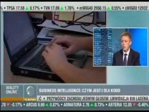 Daniel Arak opowiada, jak rozwiązania Business Intelligence zmieniają funkcjonowanie firm.