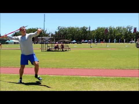 Javelin Throw / Kim Amb / Throwing and Lifting in Potchefstroom 2015