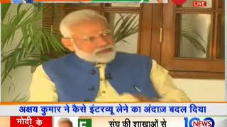 PM Interview: PM Modi talks about good friends in Opposition, says Mamata Didi still sends Kurtas - ZEENEWS