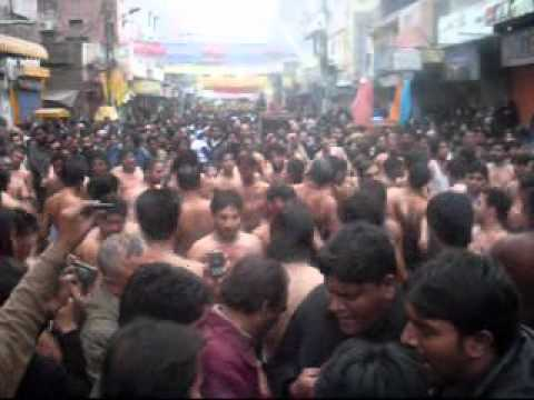 8 RABI UL AWWAL CHUP JALOOS 2011  RAVI ROAD