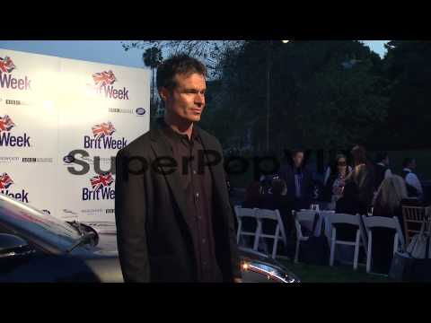 Patrick Muldoon at The Launch Of The Seventh Annual BritW...