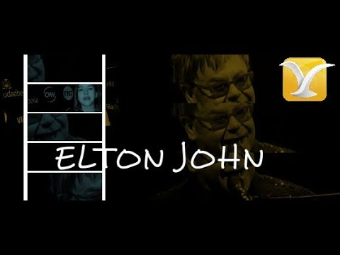 Elton John - Goodbye Yellow Brick Road - Festival de Viña del Mar 2013