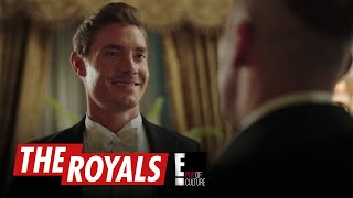 The Royals | Robert Lets an Unwelcome Guest Into His Bachelor Party | E! - EENTERTAINMENT