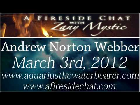 Andrew Norton Webber on A Fireside Chat - Distilled Water Therapy - March 3rd, 2012