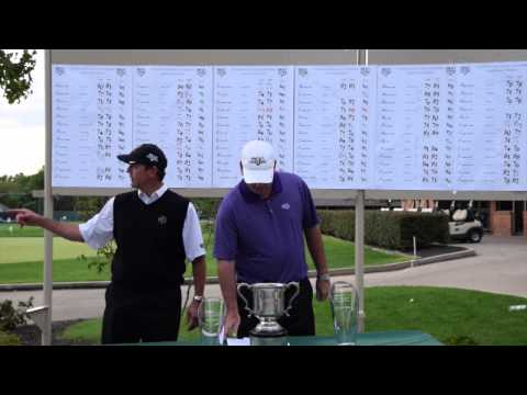 2014 MGA Senior Am awards ceremony