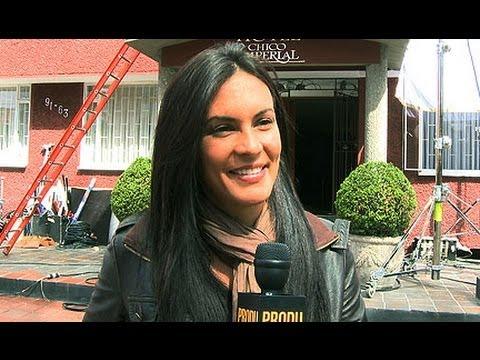 Claudia Moreno actriz venezolana tiene papel antagónico en 'El laberinto' de Caracol TV