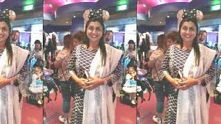 Actress Roja Selvamani Family In Disneyland Photos | Tollywood Updates | Roja - RAJSHRITELUGU