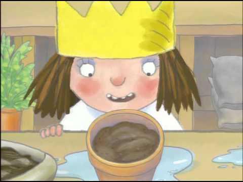 """Świat Małej Księżniczki  """"Nie lubię warzyw"""""""