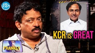 I Like KCR - RGV || Frankly With TNR || Talking Movies with iDream - IDREAMMOVIES