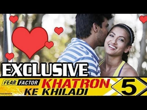 Gauhar Khan & Kushal Tandon HOT UNSEEN PICTURES Khatron ke Khiladi 5 19th April 2014 FULL EPISODE HD