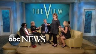 'The View' 20 Years in the Making: Rarely Heard Stories From the Set - ABCNEWS