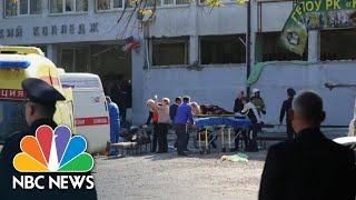 Deadly Attack At College In Russian-Annexed Crimea | NBC News - NBCNEWS