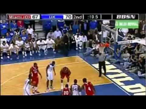 Rapid Rewind | John Wall sinks Buzzer Beater vs Miami (OH) in 1st Collegiate Game | HD