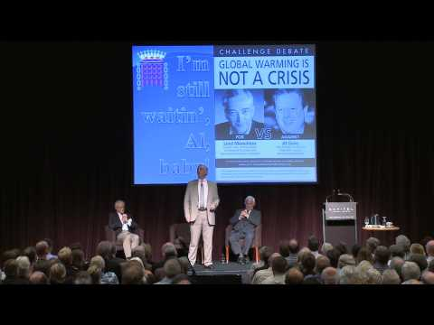 (clip 4 of 13) Lord Monckton on Climate Change - Melbourne